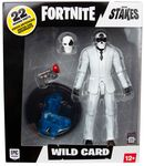 Wild Card Black Action Figure