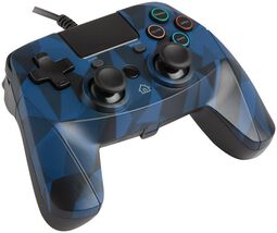 Game:Pad 4 S Camouflage Blue - Playstation 4