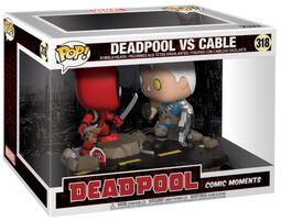 Deadpool vs. Cable (Movie Moments) Vinyl Figure 318