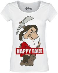 Grumpy - Happy Face