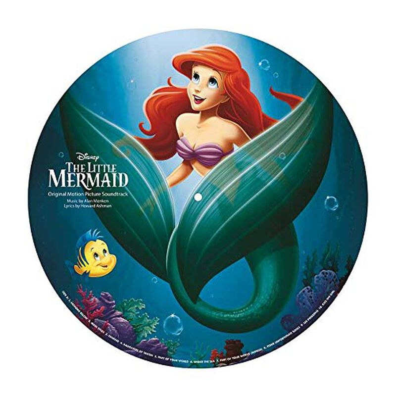 The Little Mermaid O.S.T.