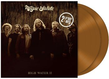 The Magpie Salute High water II