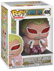 Don Quichotte Doflamingo Vinyl Figure 400