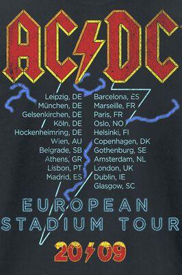European Stadium Tour 200