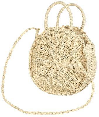 Frederique Woven Bag