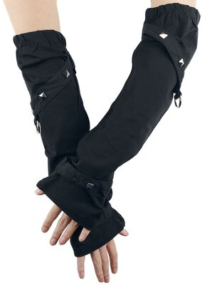 Arm Warmers With Studs