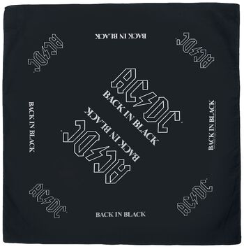 Back in Black - Bandana