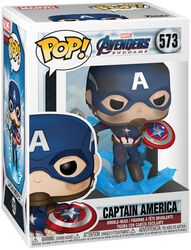 Endgame - Captain America Vinyl Figure 573