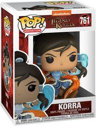 Die Legende von Korra The Legend of Korra - Korra Vinyl Figure 761
