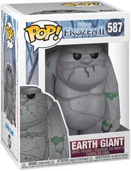 Earth Giant Vinyl Figure 587