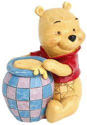 Winne the Pooh with Honey Pot