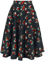 Apple Blossom 50s Skirt