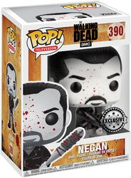 Negan (Black and White) Vinyl Figure 390