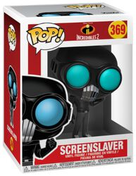 2- Screenslaver Vinyl Figure 369
