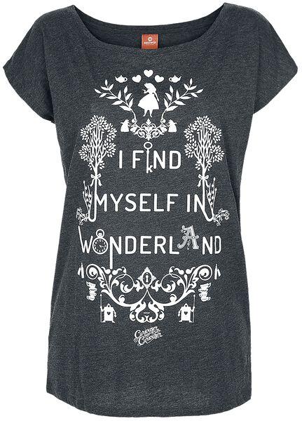 I recensioni Find In Wonderland Myself 5 Shirt T rWrp0AHqw