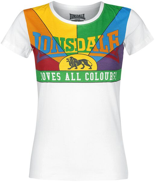 Loves All All All Colours T Loves Shirt Shirt T T Colours Loves Colours zp8Cw6xw0q