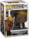 Notorious B.I.G. (With Crown) Rocks Viinyl Figure 77