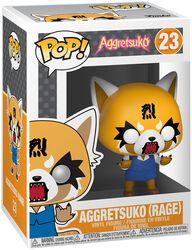 Aggretsuko Aggretsuko (Rage) Vinyl Figure 23