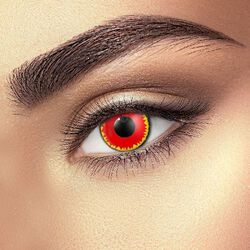 Red Vampire Eye