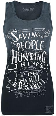 Saving People