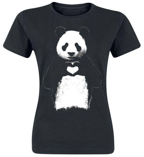 Love T Tutti Panda Shirt i prodotti Love Panda 7U1dqfx1