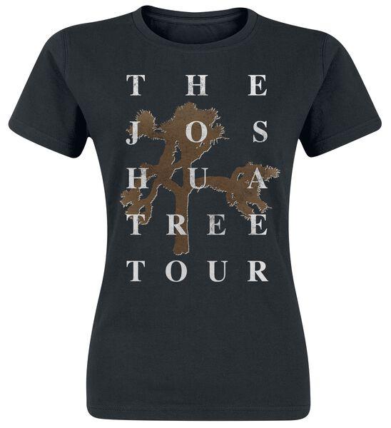 Joshua Tree T-Shirt Tutti i prodotti: U2