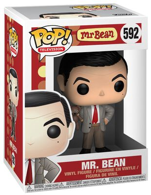Mr. Bean with Teddy (Chase Edition Possible) Vinyl Figure 592