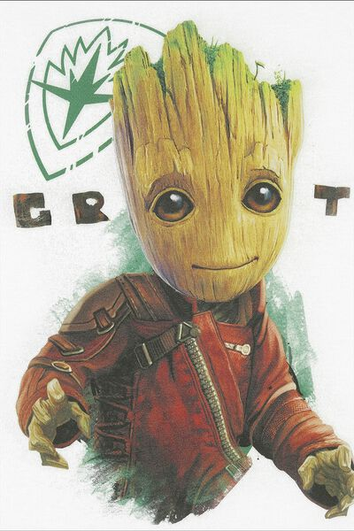 Guardiani della Galassia prodotti i Shirt Groot Tutti 2 T 4xpYq7OwyT