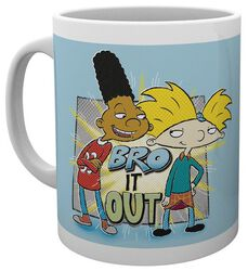 Hey Arnold! Bro It Out!