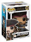 Dead Men Tell No Tales - Jack Sparrow Vinyl Figure 273