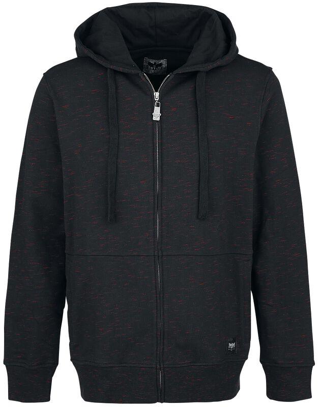 Melange Hoodie Jacket