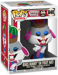 80th - Bugs Bunny (In Fruit Hat) Vinyl Figure 840