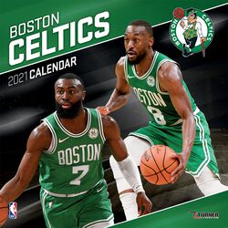 Boston Celtics - Calendar 2021