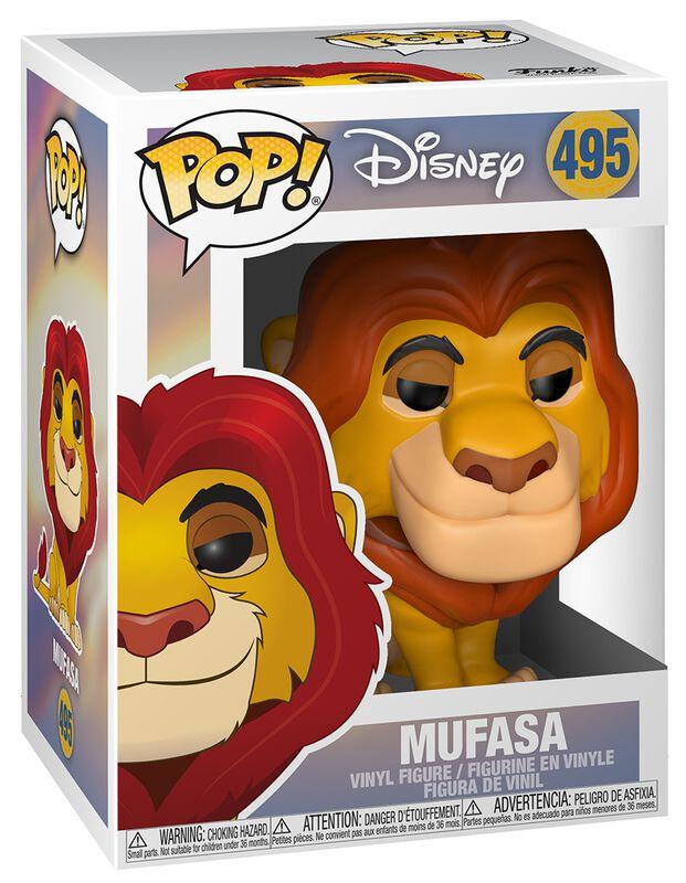 Mufasa Vinyl Figure 495
