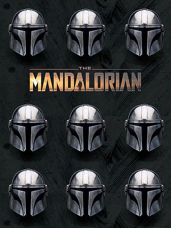 The Mandalorian - Helmets